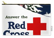 Red Cross Poster, C1915 Carry-all Pouch