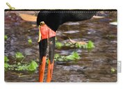 Red-crowned Crane Carry-all Pouch