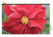 Red Dahlia-2 Carry-all Pouch
