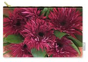 Red Daisies Bouquet Carry-all Pouch