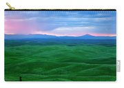 Red Dawn Over The Palouse Carry-all Pouch