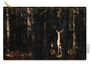 Red Deer In The Woods Carry-all Pouch