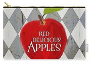 Red Delicious Apples Carry-all Pouch