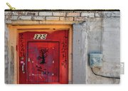 Red Door 325  Carry-all Pouch