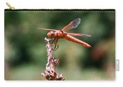 Red Dragonfly II Carry-all Pouch