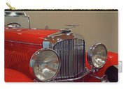 Red Duesenberg Beauty Carry-all Pouch