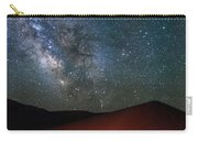 Red Dunes At Night Carry-all Pouch