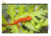 Red Eft Eastern Newt Carry-all Pouch