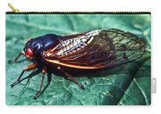 Red Eyed Cicada Carry-all Pouch