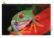 Red-eyed Tree Frog Agalychnis Carry-all Pouch
