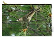 Red Eyed Vireo Carry-all Pouch