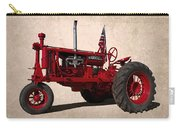 Red Farmall Tractor Carry-all Pouch