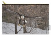 Red Feather Touchdown Carry-all Pouch