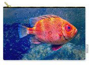 Red Fish Blue Fish Carry-all Pouch