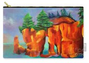 Red Fjord Carry-all Pouch
