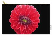 Red Fleur Carry-all Pouch