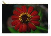 Red Flower 8 Carry-all Pouch
