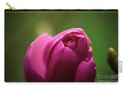 Red Flower Bokeh 0423 Carry-all Pouch