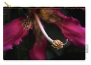 Red Flower Close Up Carry-all Pouch