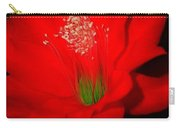 Red Flower For You Carry-all Pouch