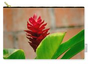 Red Flower IIi Carry-all Pouch