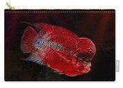 Red Flowerhorn Cichlid Carry-all Pouch