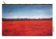 Red Flowering - Poppies Carry-all Pouch