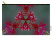 Red Flowers Abstract Carry-all Pouch