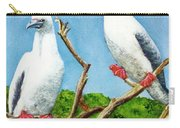 Red Footed Booby #255, Carry-all Pouch