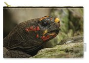 Red-footed Tortoise Carry-all Pouch