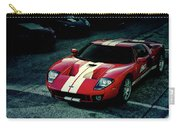 Red Ford Gt Carry-all Pouch