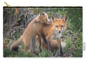 Red Fox Mama's Love Bite Carry-all Pouch