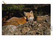 Red Fox Pictures 126 Carry-all Pouch
