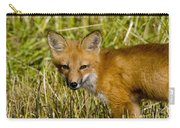 Red Fox Pictures 34 Carry-all Pouch