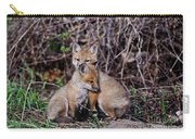 Red Fox Pictures 65 Carry-all Pouch