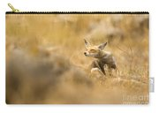 Red Fox Vulpes Vulpes Carry-all Pouch