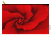 Red Fractal 080910 Carry-all Pouch
