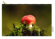 Red Fungus Carry-all Pouch
