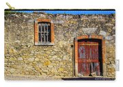 Red Gate, Stone Wall Carry-all Pouch
