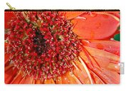 Red Gerbera Daisy Carry-all Pouch