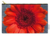 Red Gerbera Carry-all Pouch