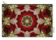Red Gold Green Kaleidoscope 2 Carry-all Pouch
