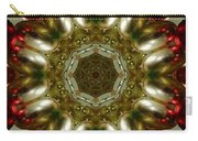 Red Gold Kaleidoscope 1 Carry-all Pouch