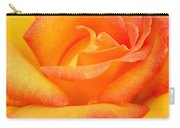 Red Gold Rose Carry-all Pouch