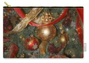 Red Gold Tree No 2 Fashions For Evergreens Event Hotel Roanoke 2009 Carry-all Pouch