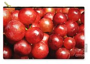 Red Grape Pano Carry-all Pouch