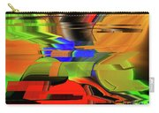Red Green Yellow Blue Carry-all Pouch