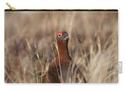 Red Grouse Calling Carry-all Pouch