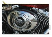 Red Harley Carry-all Pouch