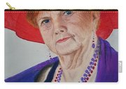 Red-hat Lady Carry-all Pouch